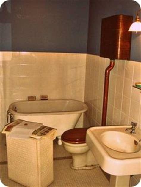 1000+ Images About 1940s Bathroom On Pinterest  Art Deco