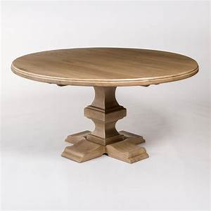 Round 60 Dining Table Gallery - Round Dining Room Tables