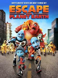 Escape From Planet Earth Movie Trailer, Reviews and More ...