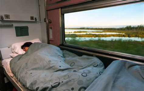 Sleeper Accommodations On Canadian Train Trips (pictures