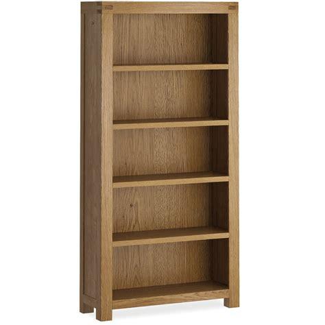 Oak Finish Bookcase by Sherwood Oak Large Bookcase Wax Finish Fully Assembled