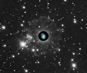 Cats Eye Nebula True Color - Pics about space