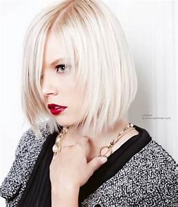 Coiffure Carre Plongeant : coiffure carre femme modele coiffure femme carre degrade ~ Nature-et-papiers.com Idées de Décoration