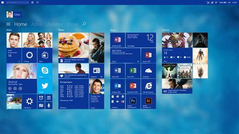 organiser bureau windows windows 10 un écran de démarrage pensé pour les pcistes