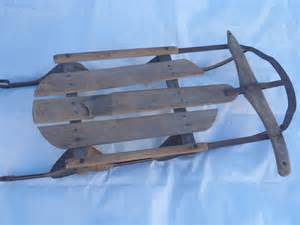 wood sles for sale vintage wooden sled for sale classifieds
