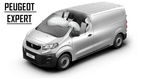 2016 New Peugeot Expert Van Interior & Exterior Youtube