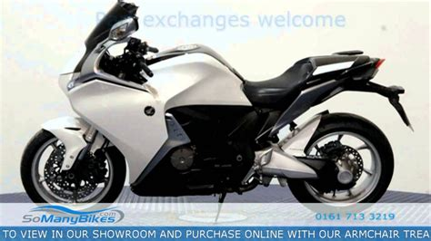 2012 Honda Vfr 1200 Semi-automatic Overview