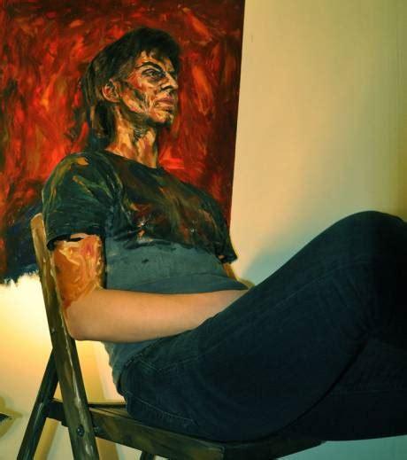 d 233 couvrez des personnes peintes pour ressembler 224 des tableaux