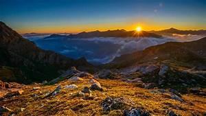 hd wallpaper, mountain, wild, sky, mountainous terrain ...