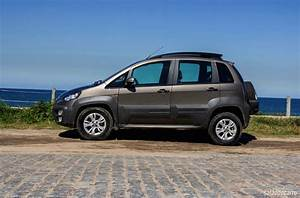 Fiat Idea Adventure Dualogic Plus - Testes