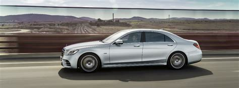 mercedes benz  class se hybrid sedan release date