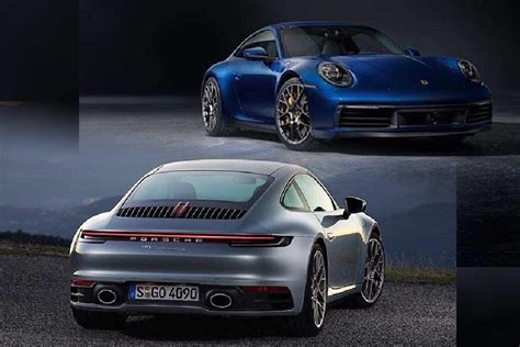 Porsche 911 Photo by Porsche 911 992 Photos Leaked Before Debut In Los Angeles