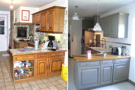 peindre une cuisine en bois peindre une hotte de cuisine en bois mzaol com