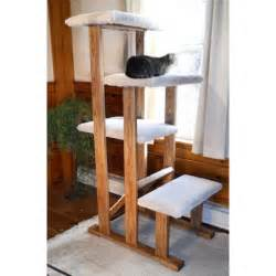 cat perch solid wood perch cat tree