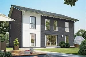 Fertighaus Mit Satteldach : fertighaus modern schw rerhaus ~ Sanjose-hotels-ca.com Haus und Dekorationen
