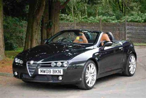 2008 Alfa Romeo Spider Photos, Informations, Articles