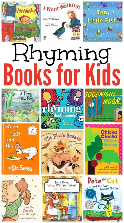 rhyming books for our favorites for kid and 721 | 9964e3b2e79dd1e18f4facc80e20d1d6