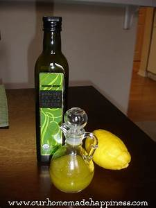 homemade furniture polish small batch recipe using olive With homemade lemon furniture polish