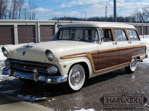 Station Wagon For Sale by 1955 Ford Country Squire Station Wagon For Sale Hemmings