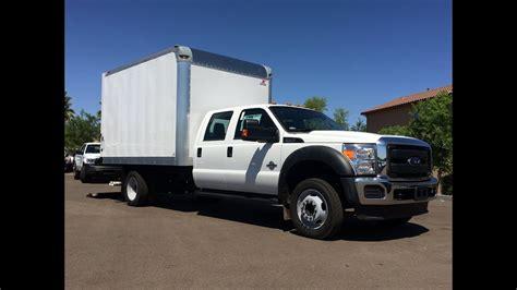 ford   supreme box truck walkaround youtube