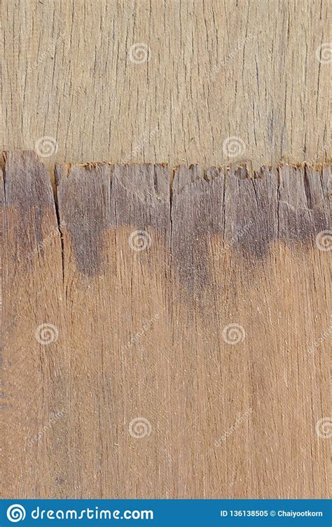 Two Seamless Wood Textures In Warm Colors Wooden Frame