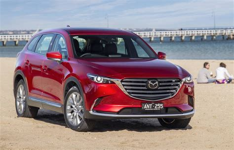 2018mazdacx9  Behind The Wheel
