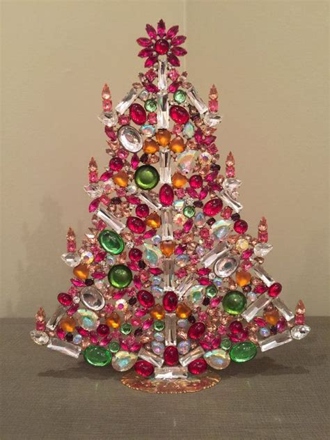 images  yas czech crystal christmas trees