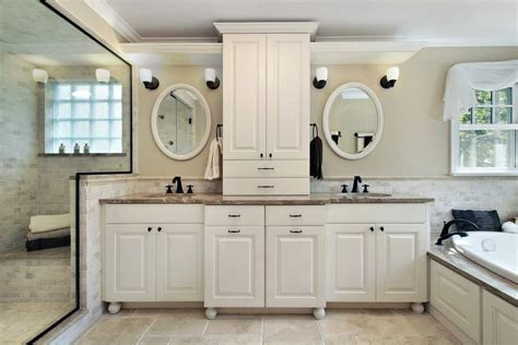 popular types  bathroom cabinets home stratosphere
