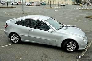 Mercedes Classe C 220 Cdi Coupe Sport : 2006 mercedes benz c 220 cdi sports coupe dpf car photo and specs ~ New.letsfixerimages.club Revue des Voitures