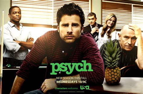 james roday new series psych james roday and dule hill interview season 6 2011