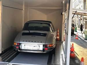 Transit Auto Reims : transport confidentiel d 39 une porsche targa 911s de paris 75 proche de reims 51 service de ~ Medecine-chirurgie-esthetiques.com Avis de Voitures