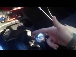 How to remove shift knob on dodge neon srt4 pt cruiser