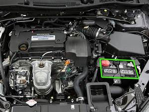 Honda Accord Car Battery Location