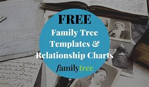 Free Family Tree Templates And Relationship Charts