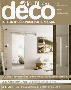 Decoration d39interieur sur annecy etienne chaillet parait for Magazine decoration d interieur