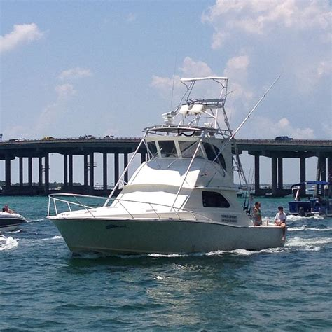 Destin Boat Charter by The Best Sea Fishing Charter In Destin Special K