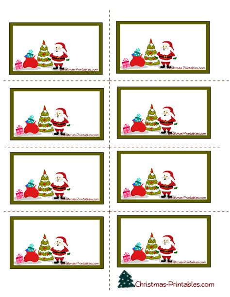 free christmas labels free printable labels
