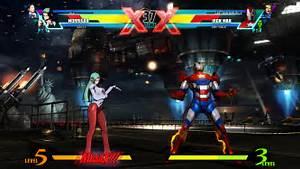 Ultimate Marvel Vs Capcom 3 On PS4 Official PlayStation