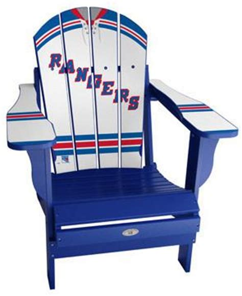 new york rangers custom player chair mycustomsportschair