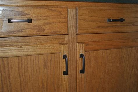 best hardware for oak cabinets a simple switch changing your cabinet hardware jenna burger