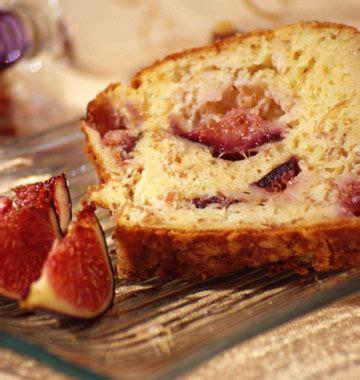 cuisiner les figues fraiches cake aux figues et au jambon cru les meilleures recettes