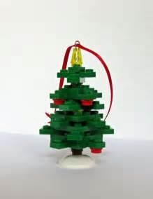 lego christmas tree ornament by reddogbricks on etsy 12 00 pattirichmondmills pinterest