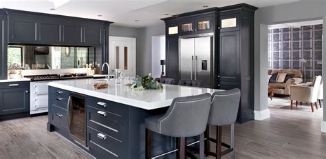 Tile Kitchen Floors Ideas - classic contemporary kitchens 6491