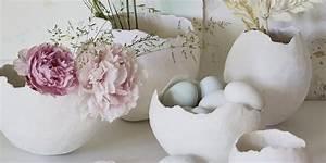 Bandes De Platre Bricolage : fabriquer des vases avec des bandes de pl tre marie claire ~ Dallasstarsshop.com Idées de Décoration