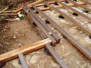 Pose Lame Terrasse Composite : pose lame terrasse ~ Premium-room.com Idées de Décoration