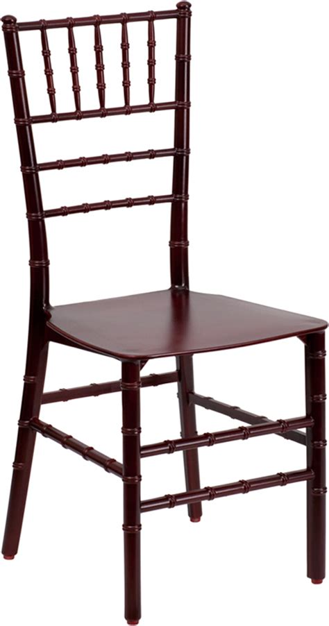 resin mahogany chiavari chairs envychair resin chiavari chair mahogany