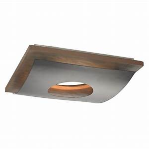 Natural slate decorative square ceiling trim for recessed