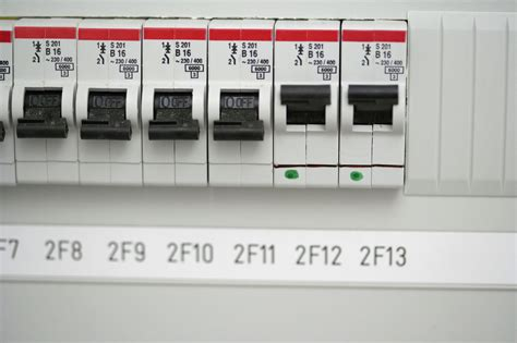 safely turn  power   electrical panel