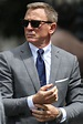 Daniel Craig Spotted at 2019 British GP With Omega ...