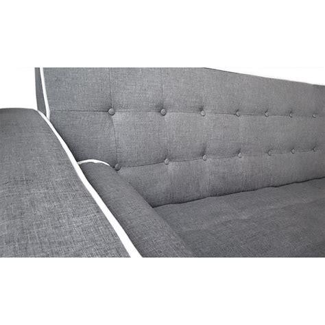 photos canapé d 39 angle convertible tissu pas cher canape convertible tissu gris maison design modanes com